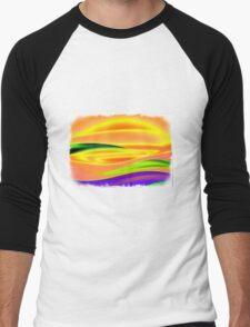 Faith Men's Baseball ¾ T-Shirt
