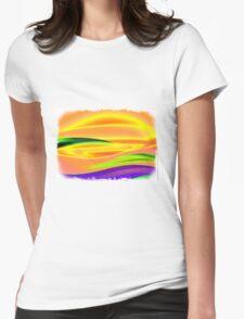 Faith Womens Fitted T-Shirt