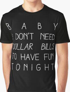 cheap thrills (black) Graphic T-Shirt
