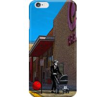 Rude Boy Goes to Target iPhone Case/Skin