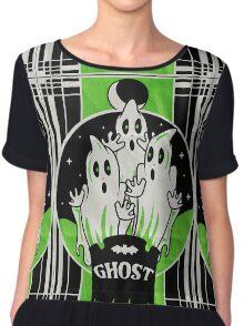 Ghosty Chiffon Top