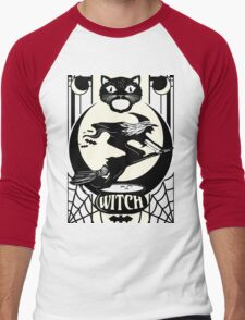 Witchy Men's Baseball ¾ T-Shirt