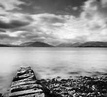 Rothesay Bay View III by Angie Morton