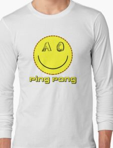 Ping Pong Long Sleeve T-Shirt