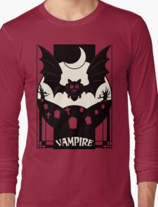 Vampy Long Sleeve T-Shirt