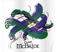 Clan McBride  Poster