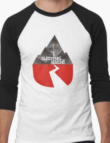 Sleeping with sirens band Men's Baseball ¾ T-Shirt