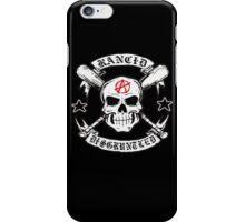 Rancid bone punk music iPhone Case/Skin