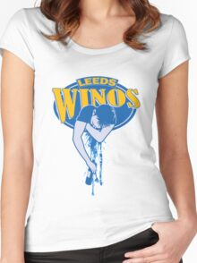 Leeds Winos Women's Fitted Scoop T-Shirt