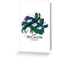 Clan McCallum  Greeting Card