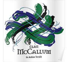 Clan McCallum  Poster