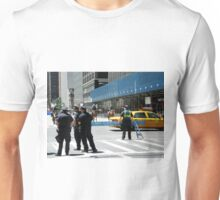 Do Not Cross - Police Line Unisex T-Shirt