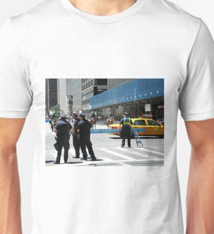 Do Not Cross - Police Line Unisex T-Shirt