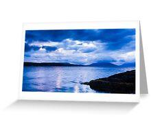 Rothesay Bay View II Greeting Card