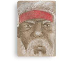 Tribal Elder Canvas Print