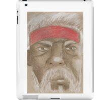 Tribal Elder iPad Case/Skin