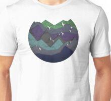 Mountain Layers Unisex T-Shirt