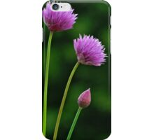 Chives in Flower iPhone Case/Skin