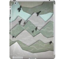 Mountain Layers II iPad Case/Skin