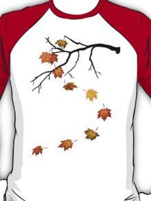 Autumn Leaves T-Shirt