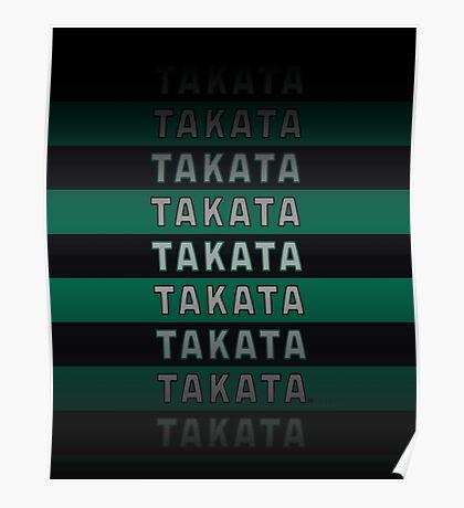 Takata HQ Poster