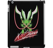 X-Scissor iPad Case/Skin