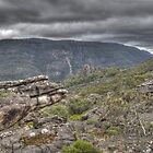 The Pinnacle Walk, The Grampians, Victoria by Adrian Paul