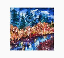 Fall in the Rockies by Lena Owens Unisex T-Shirt