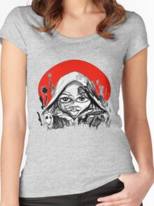 Under - Hoody Women's Fitted Scoop T-Shirt