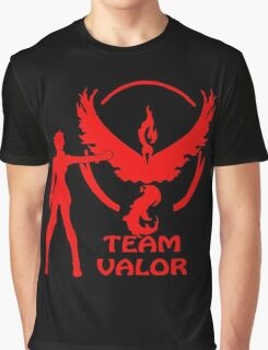 TEAM VALOR OFFISIDE Graphic T-Shirt