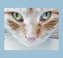 Cat face Baby Tee