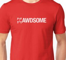 AWDSOME (5) Unisex T-Shirt