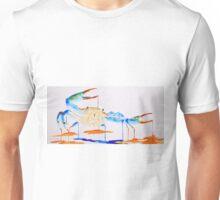 Blue Crab 1 Unisex T-Shirt