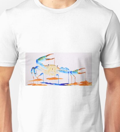Blue Crab 1 Unisex T-Shirt