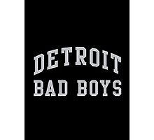 DETROIT BAD BOYS Photographic Print