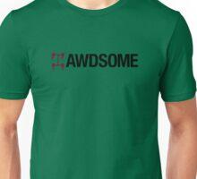 AWDSOME (4) Unisex T-Shirt
