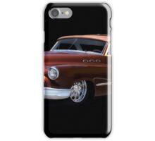 1950 Buick Custom Woody Wagon iPhone Case/Skin