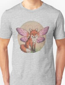 Sly Fox? Flying Fox? FoxFly. Unisex T-Shirt