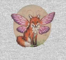 Sly Fox? Flying Fox? FoxFly. Unisex T-Shirt