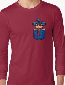 Allo! Come Inside! As seen on TeeFury Long Sleeve T-Shirt