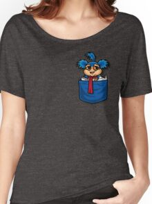 Allo! Come Inside! As seen on TeeFury Women's Relaxed Fit T-Shirt