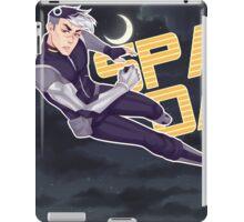 Shiro Voltron legendary defender 2 iPad Case/Skin