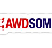 AWDSOME (2) Sticker