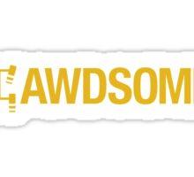 AWDSOME (1) Sticker
