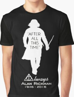 After All This Time Graphic T-Shirt