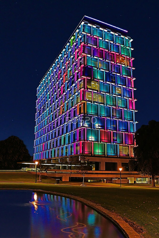 Perth Council House  by EOS20