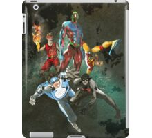 The Heroes Within BLACK iPad Case/Skin