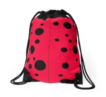 Lady Bug Drawstring Bag