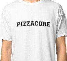 Pop Punk Pizzacore Plain Classic T-Shirt