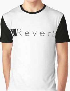 R e v e r t. Graphic T-Shirt